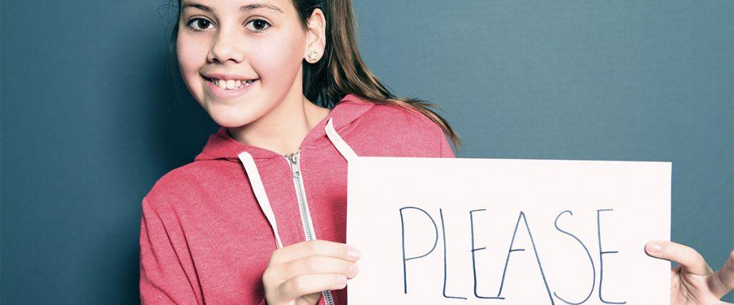 how teach good manners to kids
